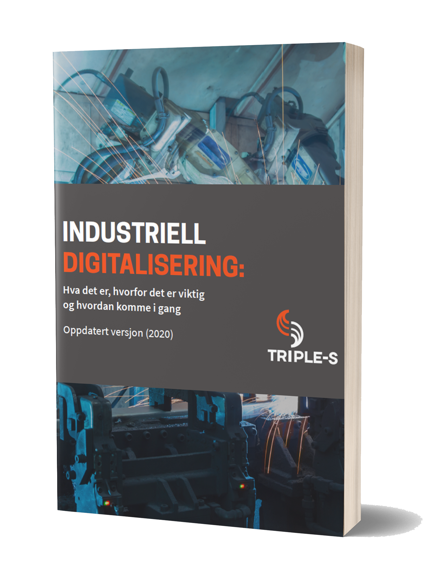 E-bok industriell digitalisering